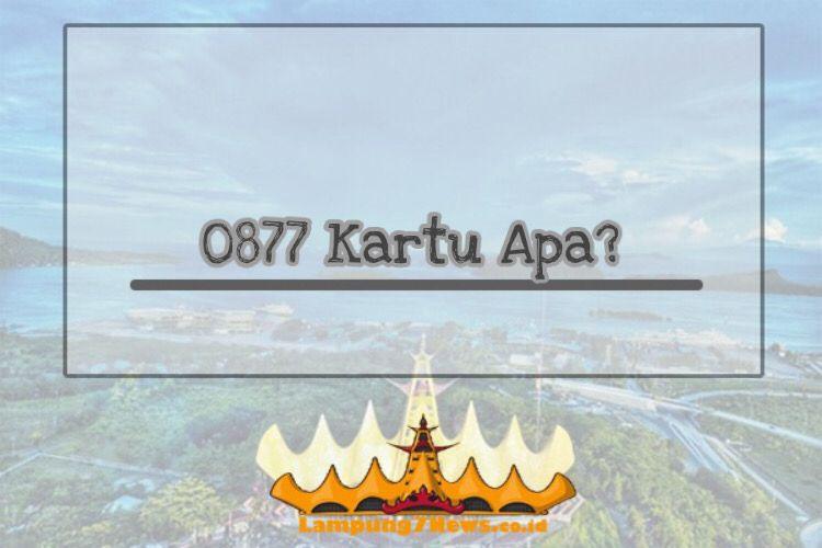 0877 Kartu Apa